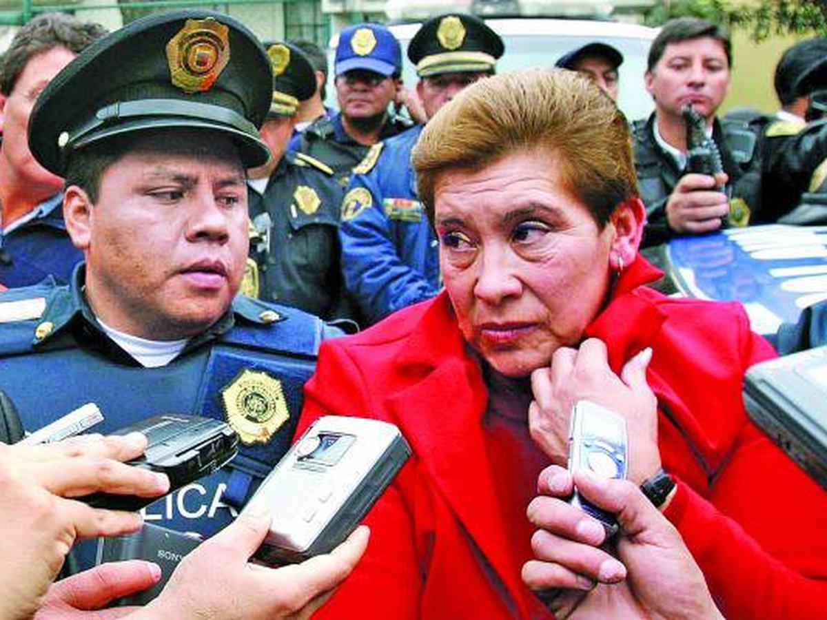 "La Mataviejitas"": la asesina serial que pasó de ser luchadora profesional a  matar personas de la tercera edad - Infobae"