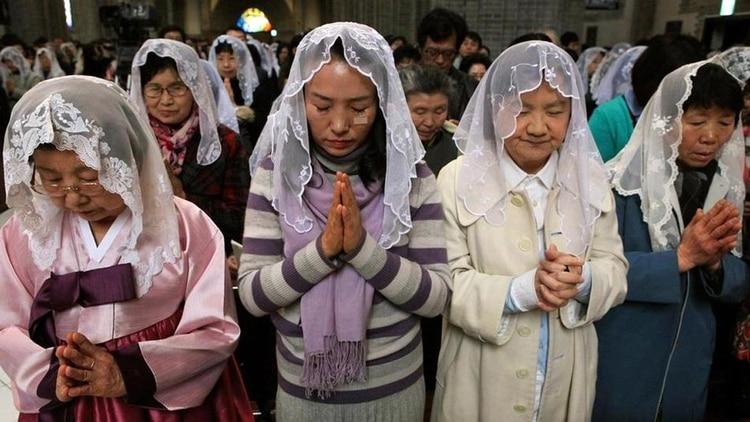 Por qué los coreanos se convierten a Cristo y los japoneses no ...
