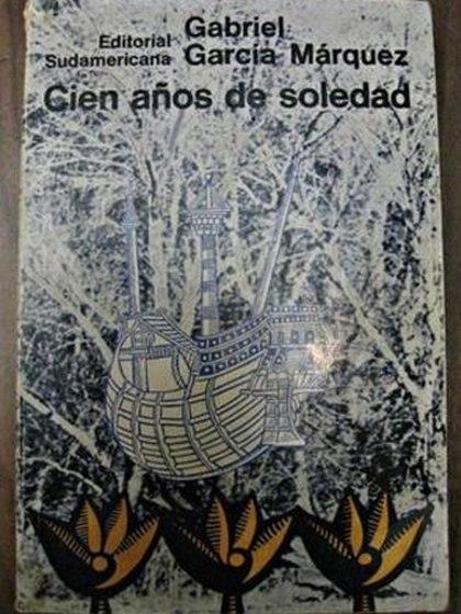 La portada de la primera edición del libro de Gabriel García Márquez (Foto: Archivo)