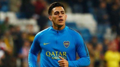 Cristian Pavón, con chances de retornar a Boca a fin de año (Reuters/Juan Medina)