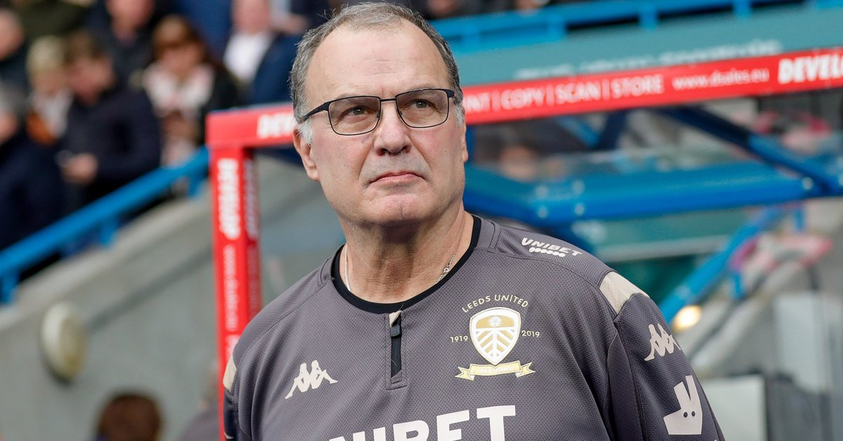 Oficial: Marcelo Bielsa confirmó que seguirá como entrenador del Leeds en la Premier League - Infobae