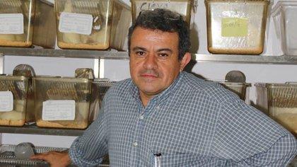 Investigador del IPN Foto: Tw/@IPN_MX