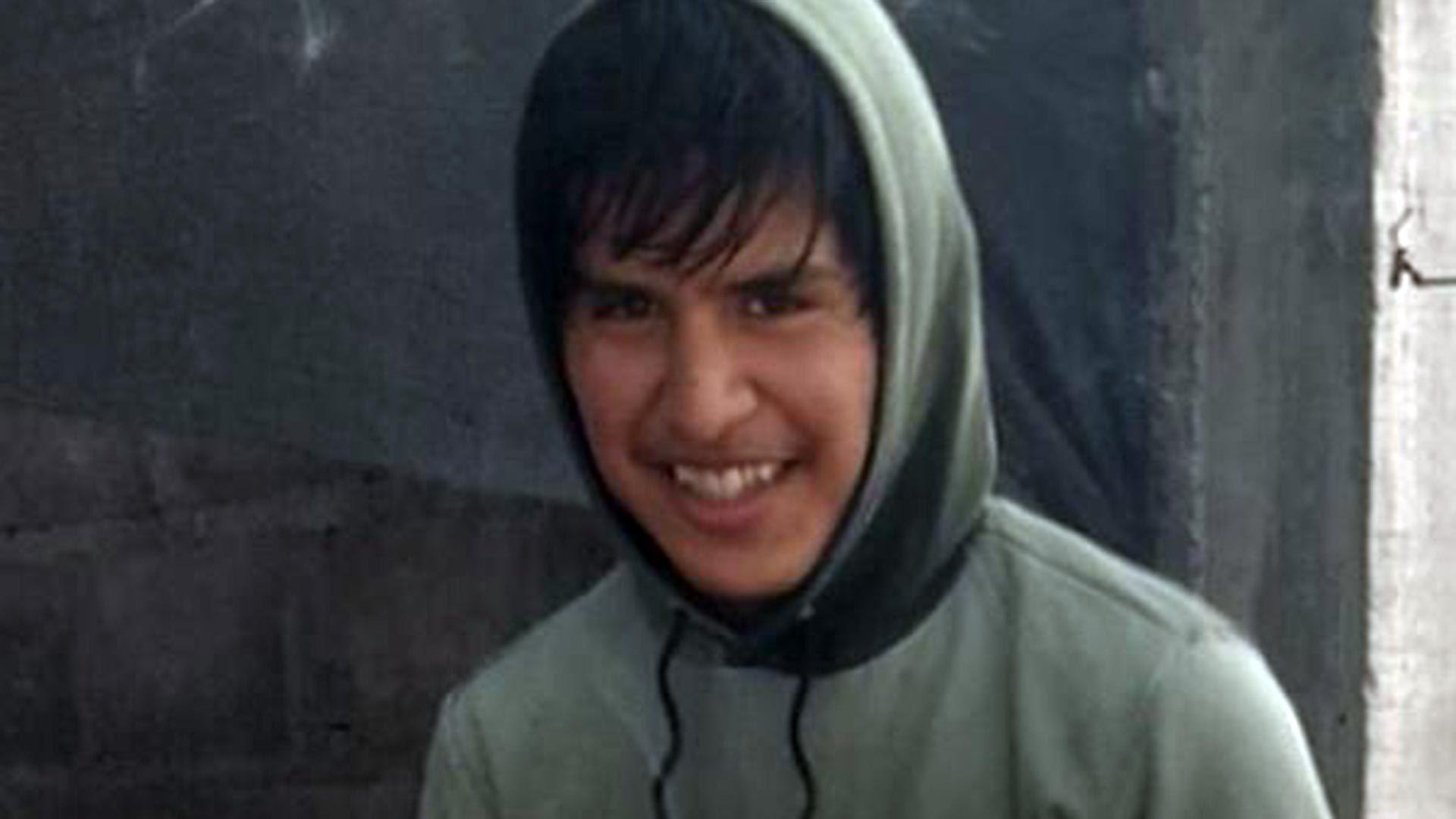 David Sulca, joven desaparecido en la puna Salta