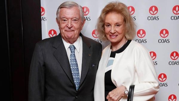Juan Carlos Bagó y Miriam Bagó