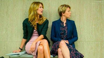"""La abogada que representa a Scarlett Johansson es quien le dice, en un monólogo memorable, todo lo que se espera de """"una buena madre""""."""