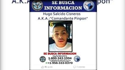"""Hugo Salcido, """"El Pin pon"""" escapó del tutelar de Tamaulipas en 2017"""