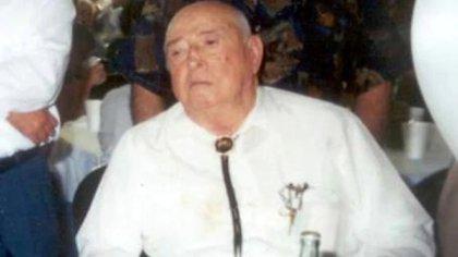 Juan Nepomuceno Guerra murió rico y en libertad en 2001 (Foto: archivo)