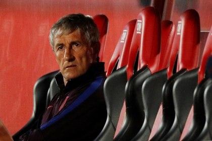 El Barcelona se medirá ante el Sevilla - REUTERS/Albert Gea