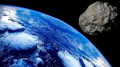 According to scientists, we would need at least 5 years to prepare in the event that an asteroid headed to impact the Earth. Photo: UNAM Global Tv.