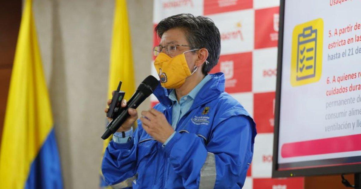 Listo el decreto con las nuevas medidas para Bogotá: conozca las excepciones que hay durante la cuarentena total y toque de queda  - Infobae