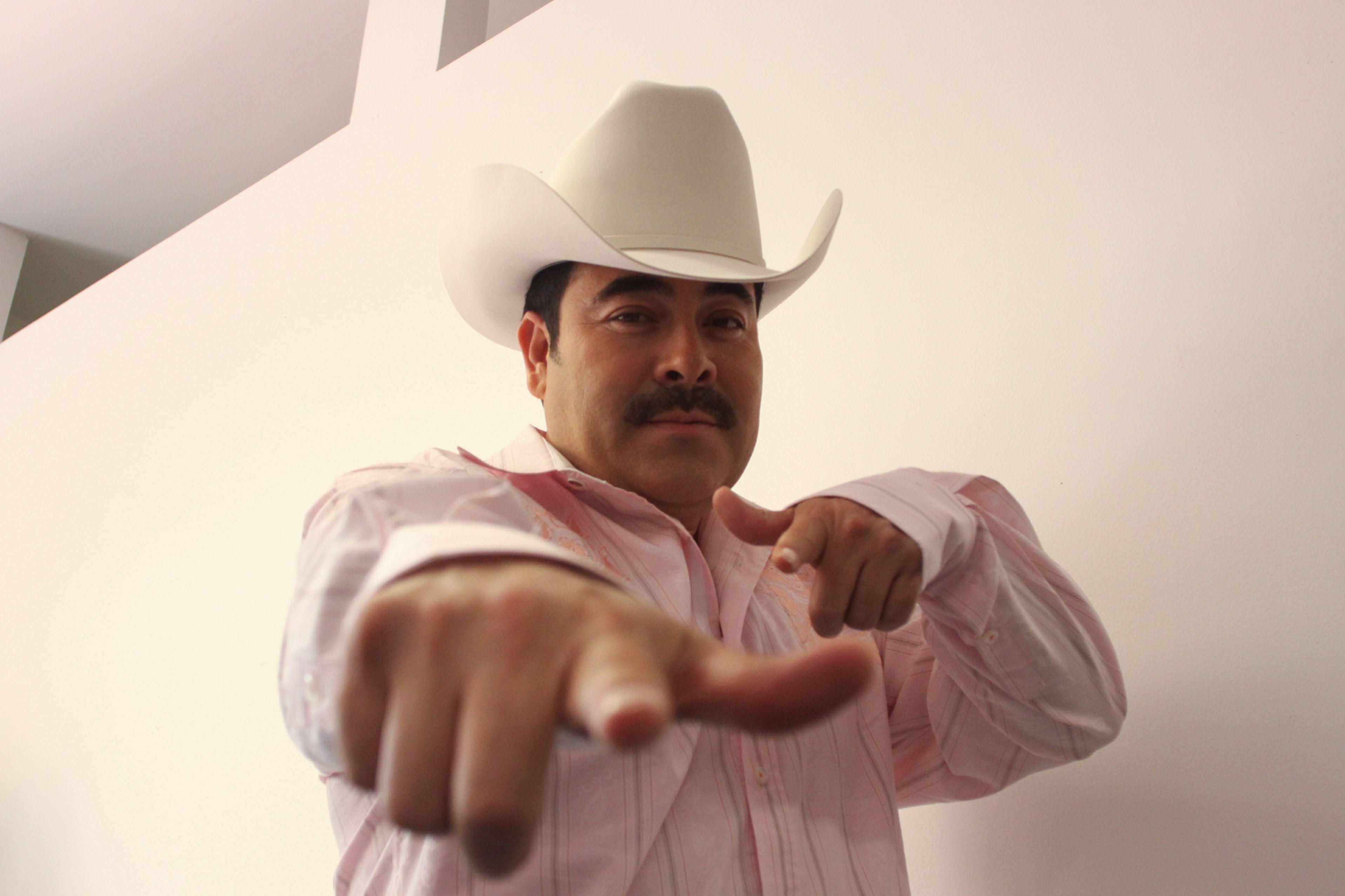 "Sergio Vega ""El Shaka""FOTO: MOISÉS PABLO/CUARTOSCURO.COM"