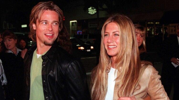 Jennifer Aniston y Brad Pitt se separaron en el 2005 (AP)