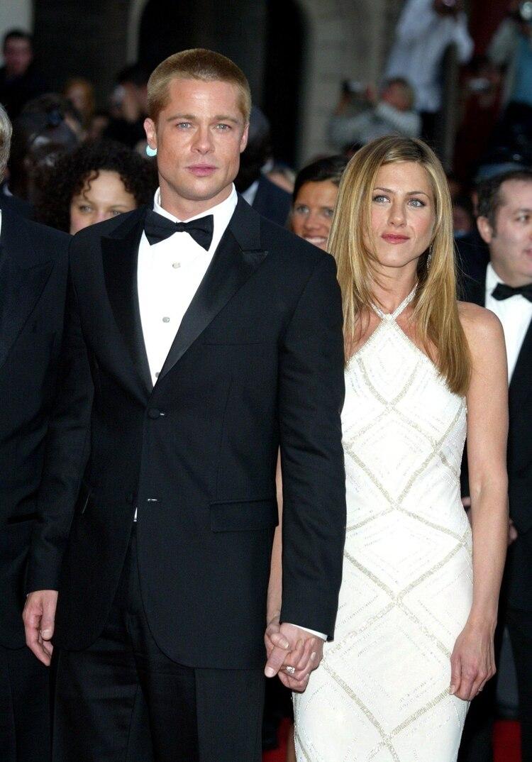 Brad Pitt, de 56 años, terminó su matrimonio con Jennifer Aniston en 2005 tras cinco años juntos tras enamorarse de Angelina Jolie en el set de la película