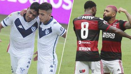 En su vuelta a la Copa Libertadores, Vélez iniciará su camino ante el duro Flamengo: hora, TV y formaciones