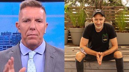 Alejandro Fantino contó por qué no iría nunca a PH: Podemos Hablar (Telefe), el programa conducido por Andy Kusnetzoff