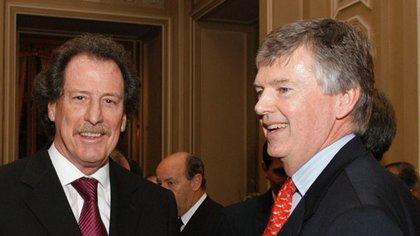 Jorge Brito y el banquero, Guillermo Stanley