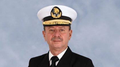 José Ojeda Durán, secretario de Marina.