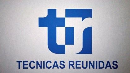 El logo de Técnicas Reunidas en Madrid, 29 de junio de 2016. REUTERS/Andrea Comas