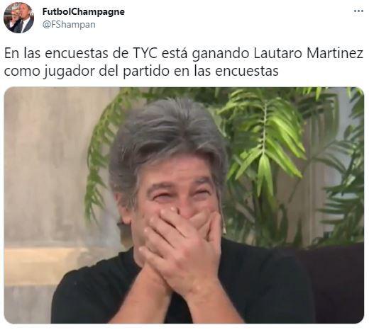 Memes Argentina vs. Uruguay, segunda tanda