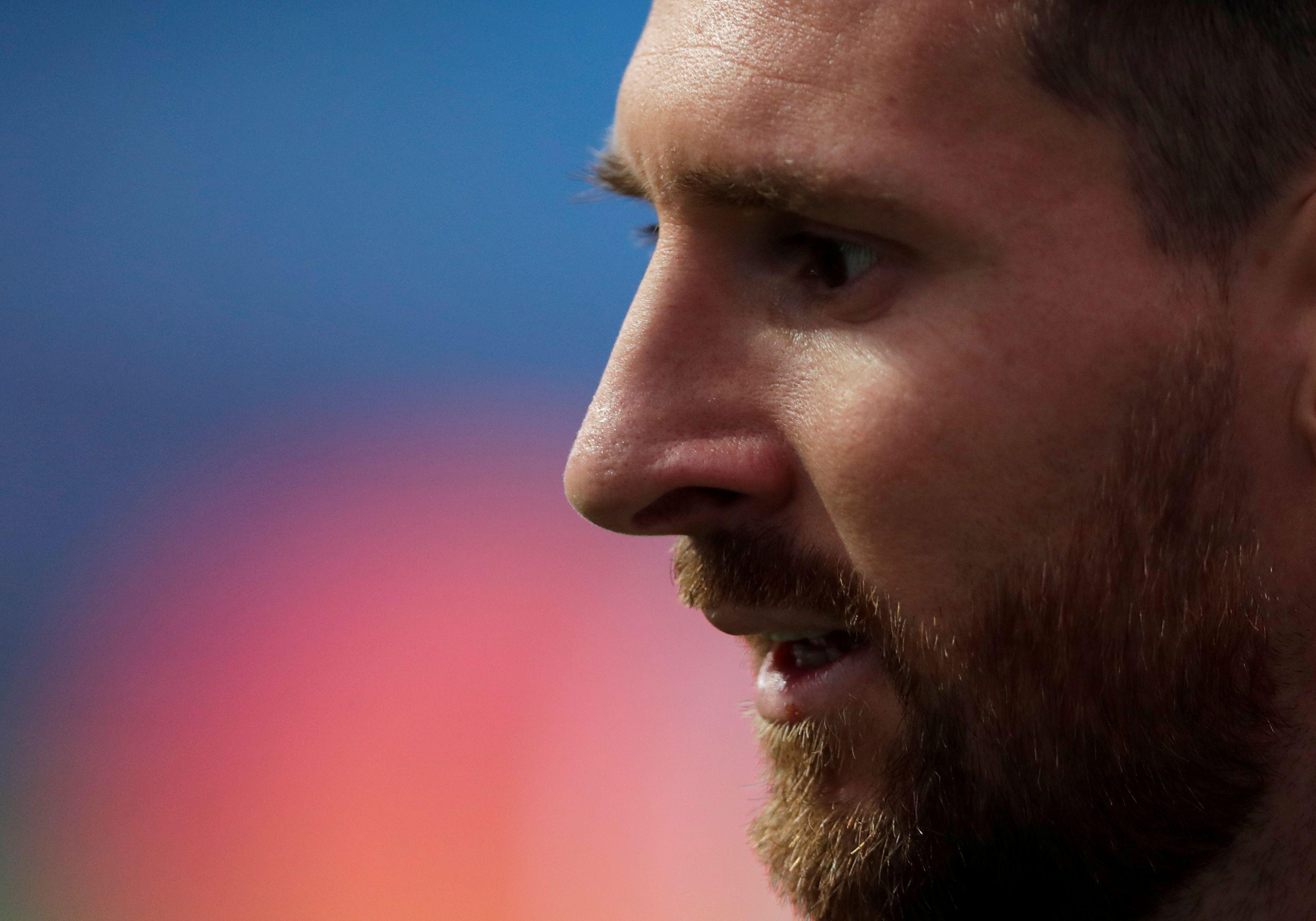 Solamente Messi y su familia saben qué decisión está cerca de tomar (Manu Fernandez/Pool via REUTERS)