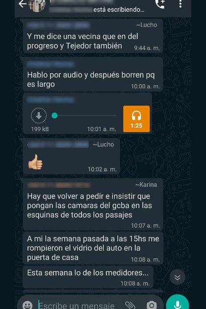 Los vecinos denuncian ola de robos de medidores de gas en Parque Chacabuco