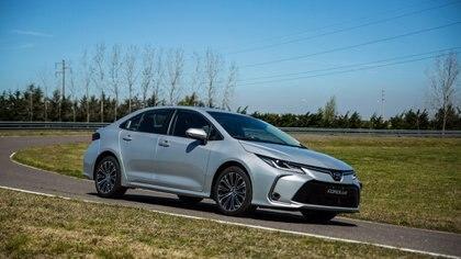 El nuevo Corolla es el primer modelo del segmento C que introduce en el país la motorización híbrida