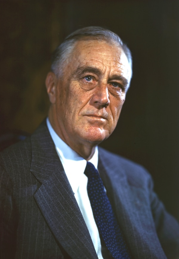 Franklin D. Roosevelt (FDR Presidential Library & Museum)