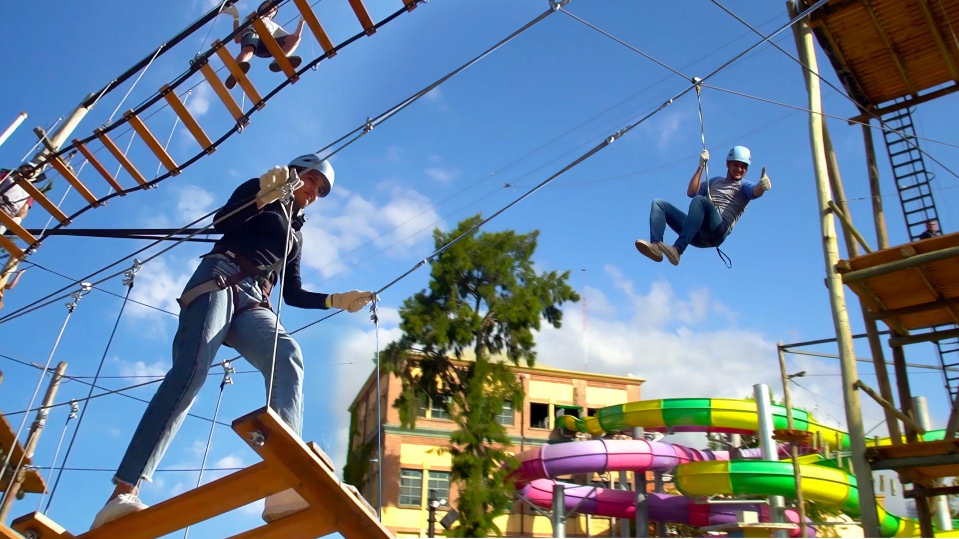 El nuevo parque cuenta con instalaciones de última generación para toda la familia (Aquafan)