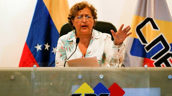 Tibisay Lucena (Reuters)