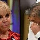 Claudia Villafañe y Donato De Santis