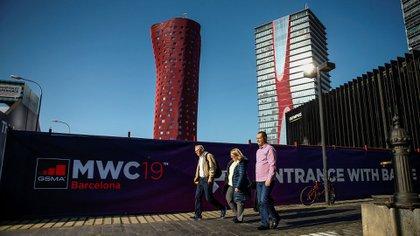 El Congreso Mundial de Móviles se realiza todos los años, desde 2006, en Barcelona. (EFE)