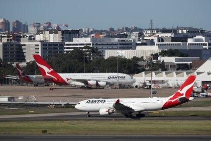 """La aerolínea Qantas vendió  en solo 10 minutos todas las plazas  de su vuelo """"a ninguna parte"""""""