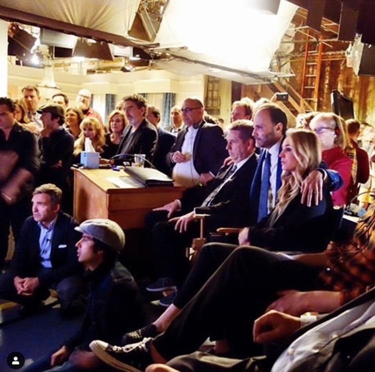 Chuck Lorre creyó que no podría ser posible hacer una continuación sin el cast completo (Foto: Instagram)