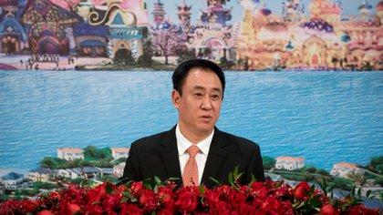En marzo Hui Ka Yan llegó a perder la mitad de su valoración bursátil, aunque luego redujo la pérdida a un 30 por ciento. Paul Yeung/Bloomberg