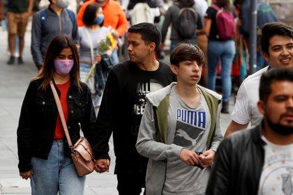 La Ciudad de México concentra la mayor cantidad de muertes e infecciones del país (Foto: EFE)
