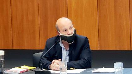Rubén Pagliotto, abogado del ex ministro Luis Miguel Etchevehere y su familia