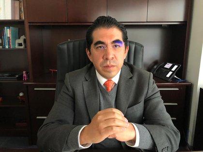 Ing. Arturo Robles, comisionado del IFT (Foto: Cortesía)