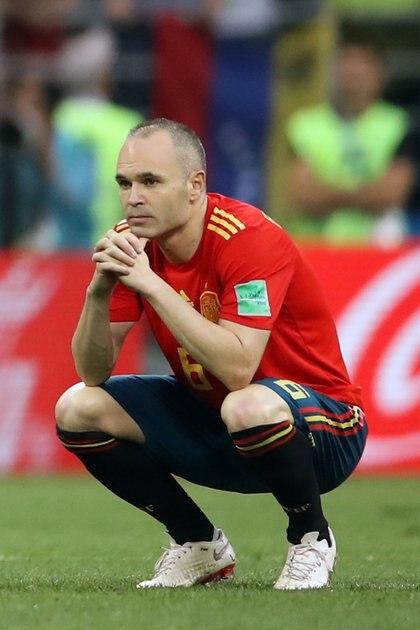 España se despidió del Mundial en octavos de final