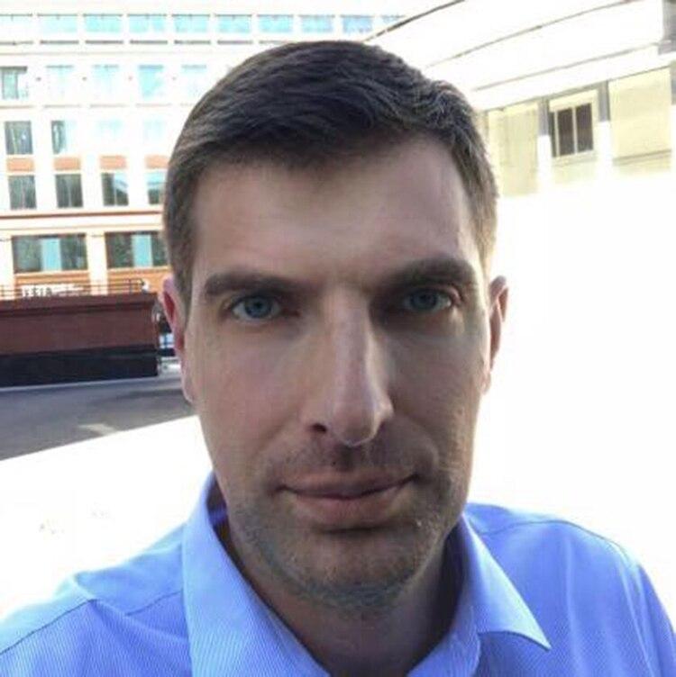 Yaroslav Goncharov tiene 40 años y es el desarrollador de FaceApp