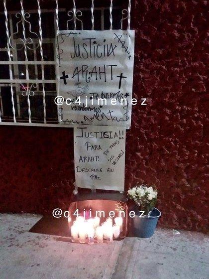 El asalto y asesinato ocurrió alrededor de las 21:00 horas entre las calles Cecilio Robelo y Sur (Foto: Twitter/@c4jimenez)
