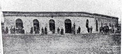 Casa de Huéspedes o Casa Amueblada, unas de las primeras construcciones de Mar del Plata