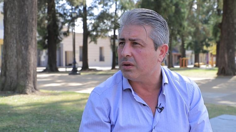 Javier Martínez, intendente de Pergamino porJuntos por el Cambio