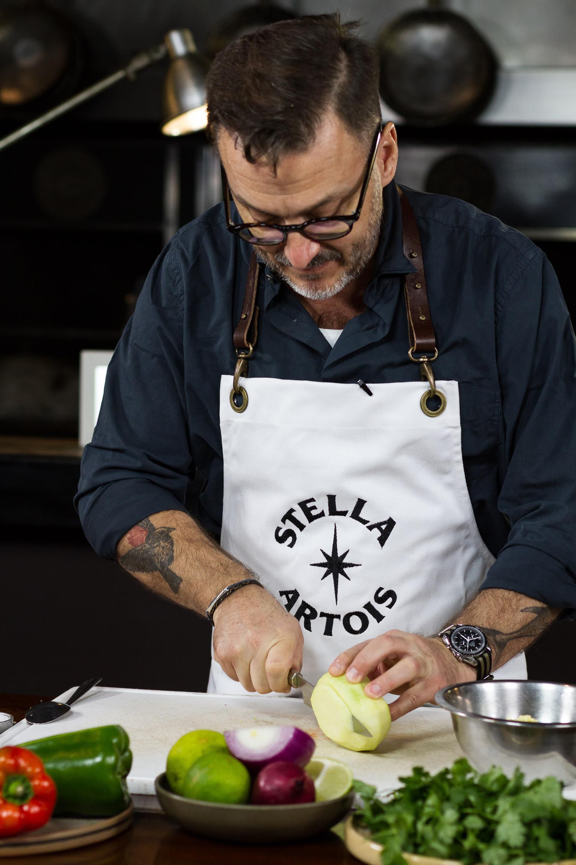 Fernando Trocca, chef y dueño de Sucre