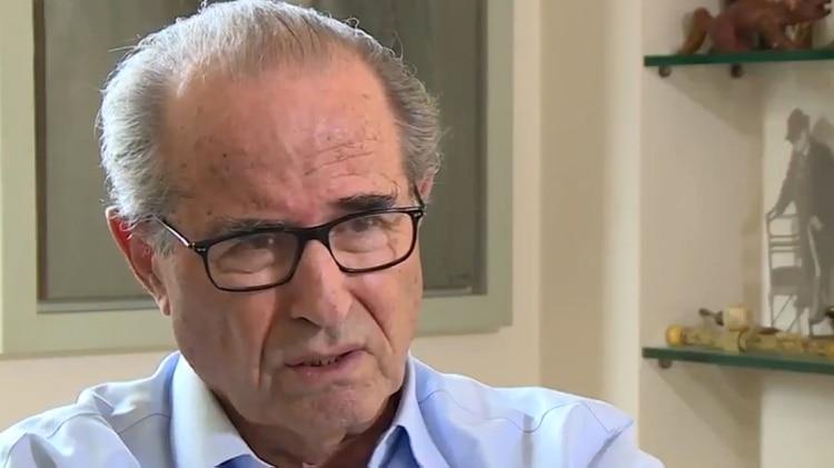 El ex jefe del Mossad, Shabtai Shavit
