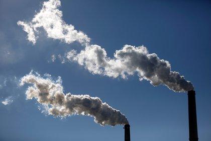 Los gases responsables del efecto invernadero aceleran el cambio (Luke Sharrett/Bloomberg)