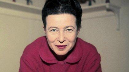"""""""Por qué soy feminista"""": cuando Simone De Beauvoir explicó su lucha contra el patriarcado por TV"""