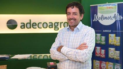 Mariano Bosch, CEO de Adecoagro (Maximiliano Luna)