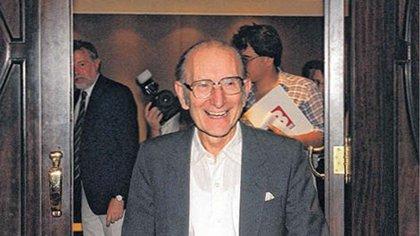 César Milstein falleció el 24 de marzo de 2002, en Cambridge, Reino Unido (La Nueva)