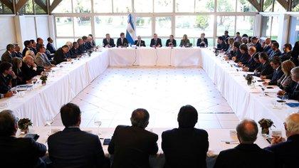 La reunión en Olivos entre Macri y los representantes empresariales en la que se plantearon las oportunidades y desafíos para la industria nacional