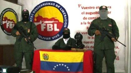 Fuerzas Bolivarianas de Liberación Nacional